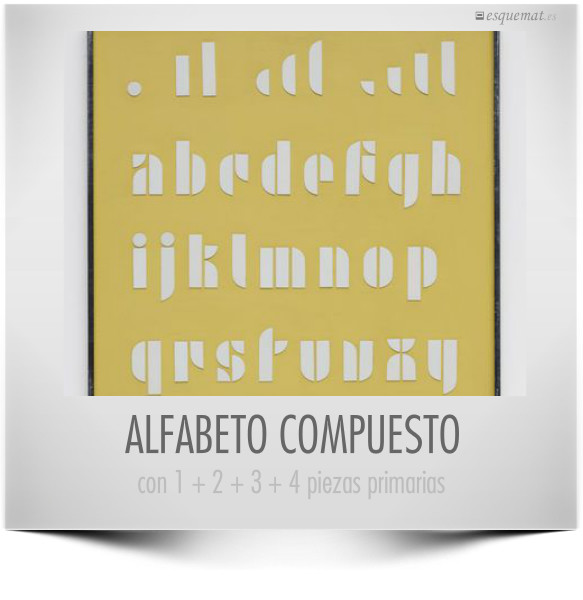ALFABETO COMPUESTO