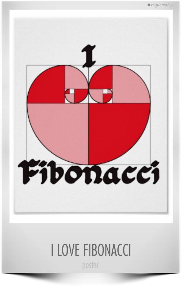 I LOVE FIBONACCI