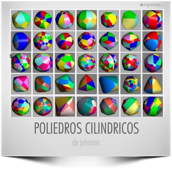 POLIEDROS CILINDRICOS
