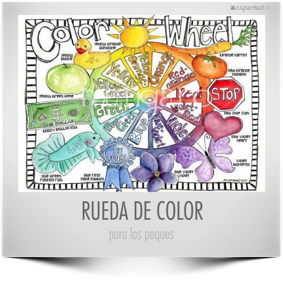 RUEDA DE COLOR