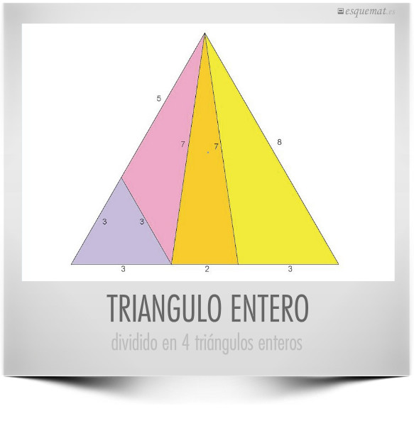 TRIANGULO ENTERO