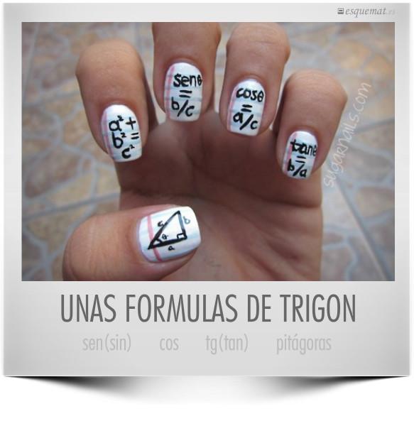 UNAS FORMULAS DE TRIGON